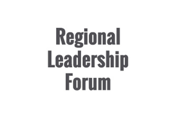 Regional Leadership Forum
