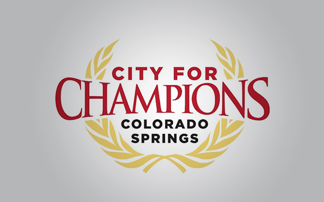 Colorado Springs Forward - City for Champions